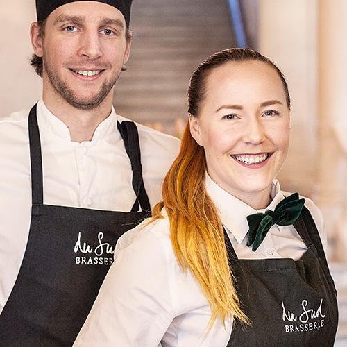 Boka bord, restaurang Ystad. Brasserie du Sud