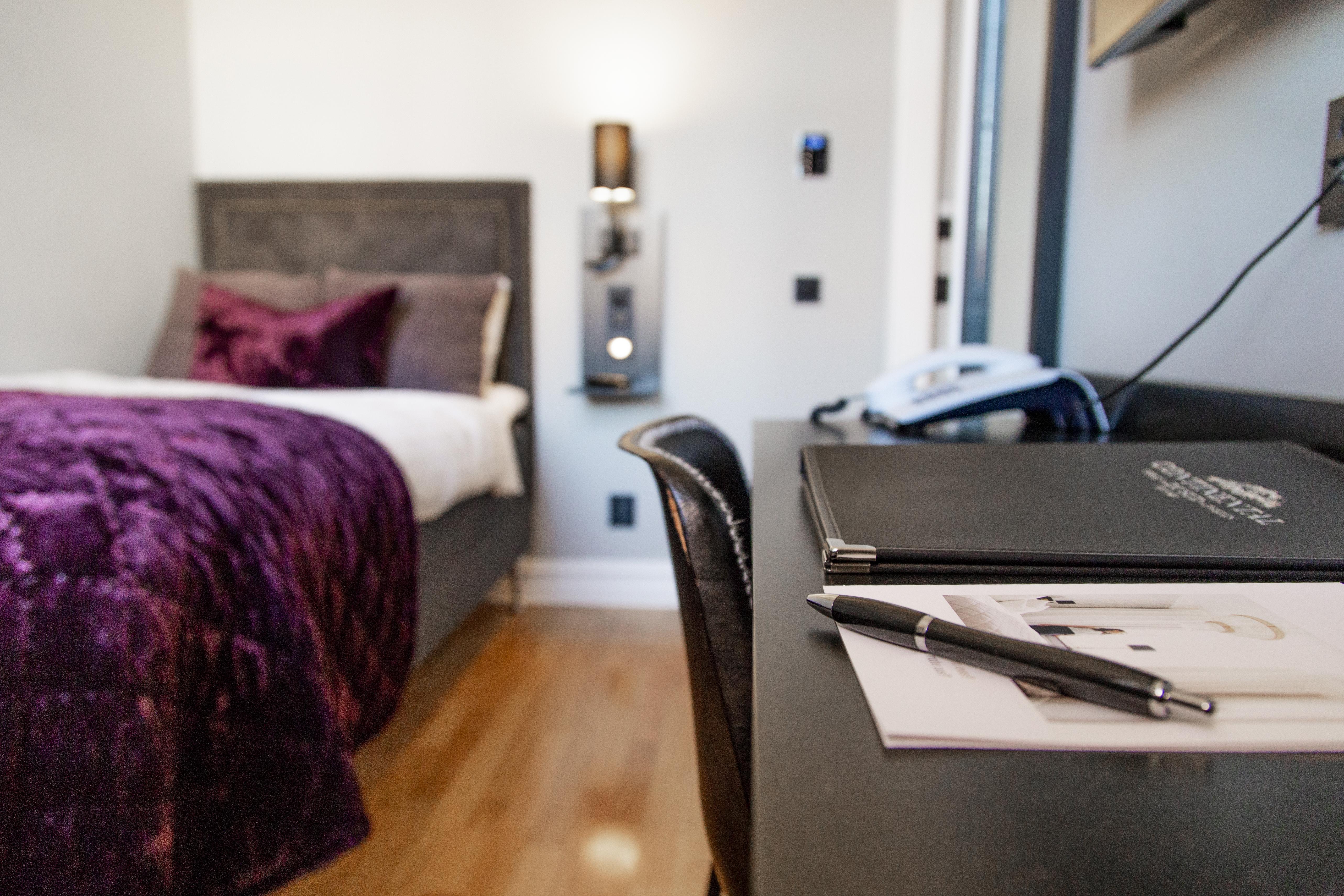 Enkelrum, hotell rum, hotell continental